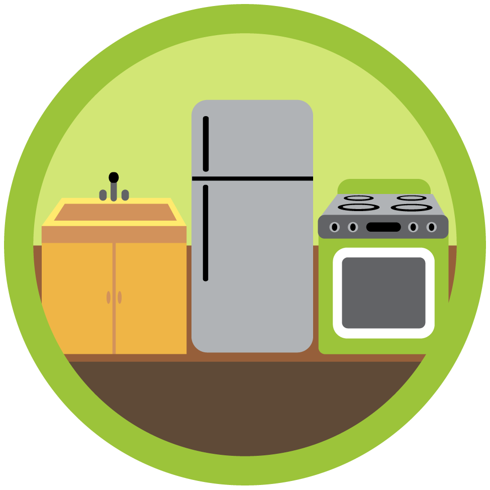 Kitchen Skills Badge
